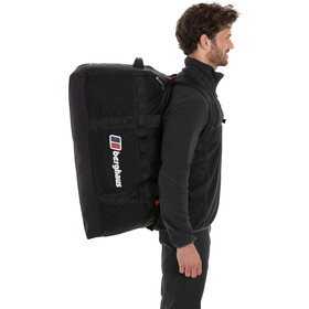 Berghaus Expedition Mule 40 Holdall Travelbag black/black